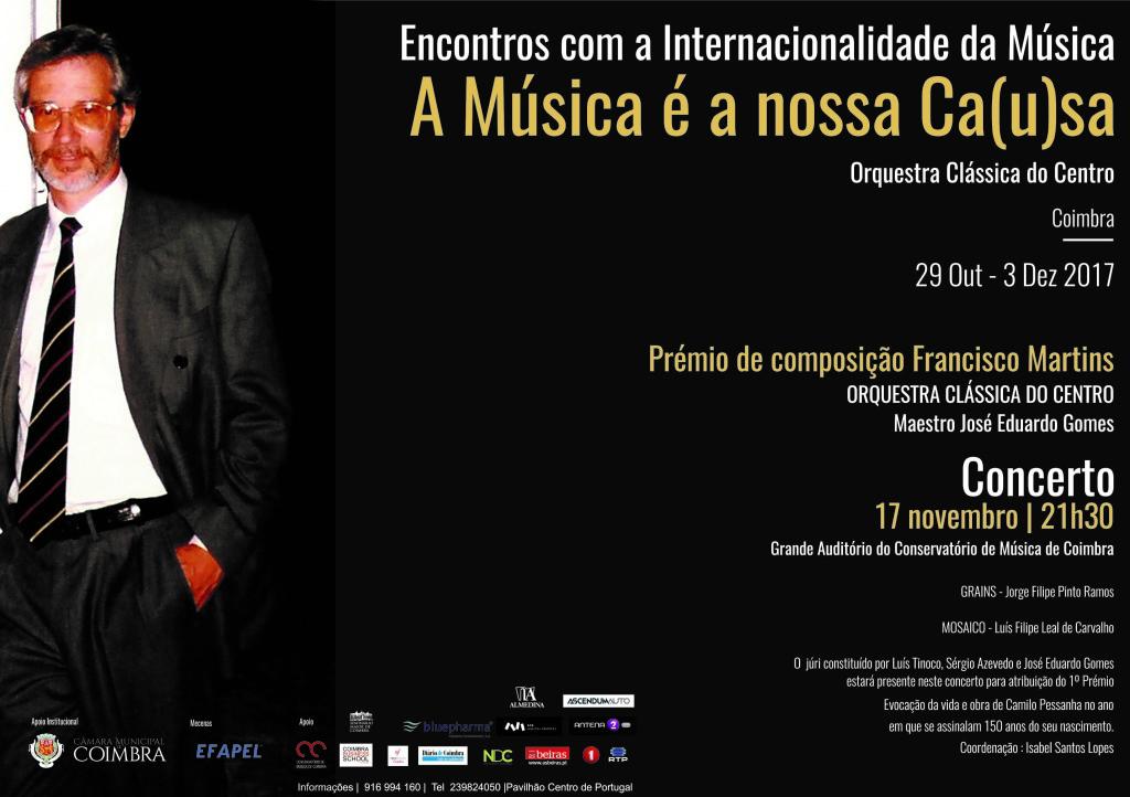 estreia MOSAICO (OCC - 17.11.2017)